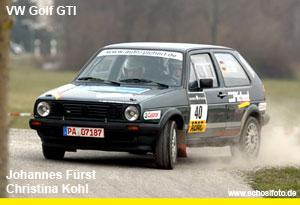 Oberland Rallye - Fürst Johannes