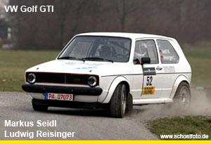 Oberland Rallye - Seidl Markus