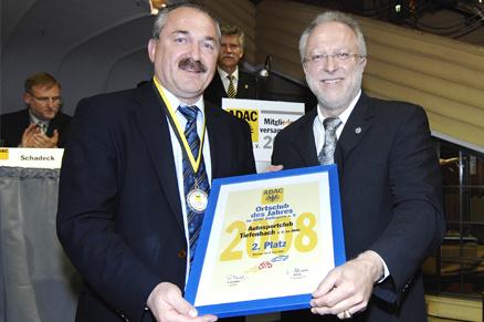 ADAC Ehrung 2009